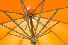 Kleurrijke paraplu Stock Afbeelding
