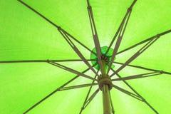Kleurrijke paraplu Royalty-vrije Stock Foto's