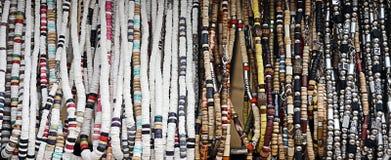 Kleurrijke parels Royalty-vrije Stock Afbeelding