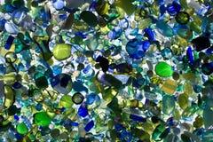Kleurrijke parels Royalty-vrije Stock Afbeeldingen