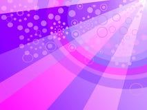 Kleurrijke partijachtergrond vector illustratie