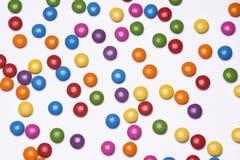 Kleurrijke pillen Stock Afbeeldingen