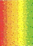 Kleurrijke pixeltextuur Royalty-vrije Stock Foto
