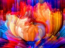 Kleurrijke Propagatie Stock Afbeelding