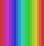Kleurrijke regenboog abstracte achtergrond Royalty-vrije Stock Afbeelding