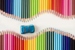 Kleurrijke reis Stock Foto's