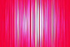 Kleurrijke rood lichtstroken Stock Foto's