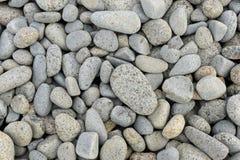 Kleurrijke rotsen op het strand Royalty-vrije Stock Foto