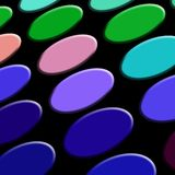 Kleurrijke samenvatting Stock Fotografie