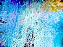 Kleurrijke Samenvatting illustratie-6 stock foto