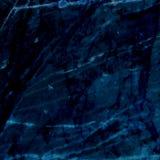 Kleurrijke schilderijen van marmering donkerblauwe marmeren de textuur abstracte achtergrond van het inktpatroon Kan voor achterg stock illustratie