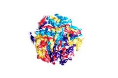 Kleurrijke snoepjes Stock Fotografie