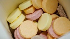 Kleurrijke snoepjes Stock Foto
