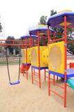 Kleurrijke Speelplaats Stock Afbeeldingen