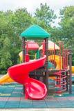 Kleurrijke speelplaats Royalty-vrije Stock Afbeeldingen