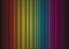 Kleurrijke staven Royalty-vrije Stock Afbeelding