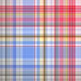 Kleurrijke stoffen textieltextuur voor achtergrond Royalty-vrije Stock Afbeelding