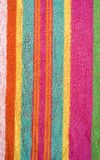 Kleurrijke stoffentextuur stock afbeeldingen