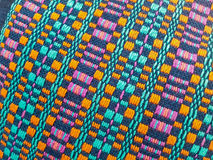 Kleurrijke stoffentextuur Royalty-vrije Stock Afbeeldingen