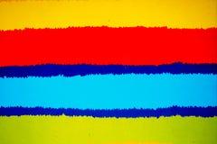 Kleurrijke streeptextuur als achtergrond Stock Foto's