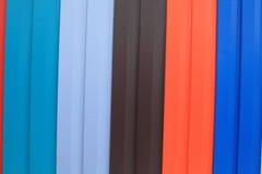 Kleurrijke strepen. royalty-vrije stock afbeeldingen