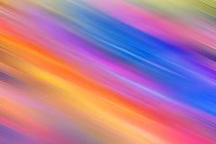 Kleurrijke strepen Stock Fotografie