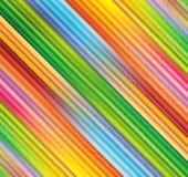 Kleurrijke stroken Royalty-vrije Stock Afbeeldingen