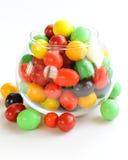 Kleurrijke suikergoeddalingen royalty-vrije stock afbeelding