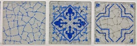 Kleurrijke tegel Royalty-vrije Stock Afbeelding