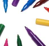 Kleurrijke tellers Royalty-vrije Stock Afbeelding