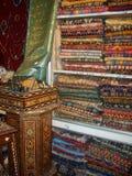 Kleurrijke textiel Royalty-vrije Stock Afbeelding