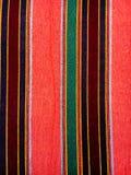 Kleurrijke textielachtergrond Royalty-vrije Stock Afbeeldingen