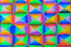 Kleurrijke textuur Stock Foto's