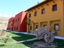 Kleurrijke Turkse architectuur Royalty-vrije Stock Foto