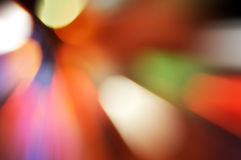 Kleurrijke vage lichte abstracte achtergrond Royalty-vrije Stock Afbeelding