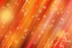 Kleurrijke vakantieachtergrond met heldere rood en Royalty-vrije Stock Foto
