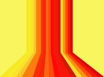 Kleurrijke vectorachtergrond Royalty-vrije Stock Foto