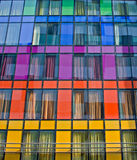 Kleurrijke vensters Royalty-vrije Stock Fotografie