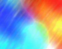 Kleurrijke verfachtergrond Stock Foto