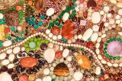 Kleurrijke verglaasde tegel Royalty-vrije Stock Foto