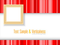 Kleurrijke Verticale Grafisch Stock Foto's