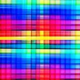 Kleurrijke vierkanten Stock Afbeeldingen