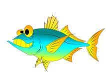Kleurrijke vissen Stock Fotografie