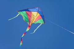 Kleurrijke vlieger Royalty-vrije Stock Foto's
