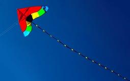 Kleurrijke vlieger Stock Afbeelding