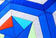 Kleurrijke vlieger Stock Afbeeldingen