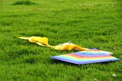 Kleurrijke vlieger Royalty-vrije Stock Afbeeldingen