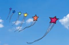 Kleurrijke vliegers Royalty-vrije Stock Fotografie