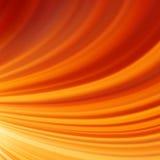 Kleurrijke vlotte draai lichte lijnen. EPS 10 Royalty-vrije Stock Foto's