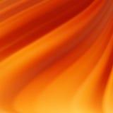 Kleurrijke vlotte draai lichte lijnen Eps 10 Stock Foto
